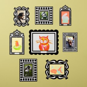 Frame Stickers